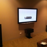 TV & Surround Sound Install