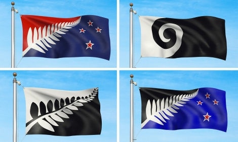 THE GREAT NZ FLAG DEBATE