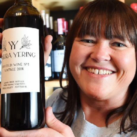VICTORIAN SARAH CROWE BECOMES THE FIRST WOMAN  TO WIN PRESTIGIOUS HALLIDAY WINEMAKER AWARD