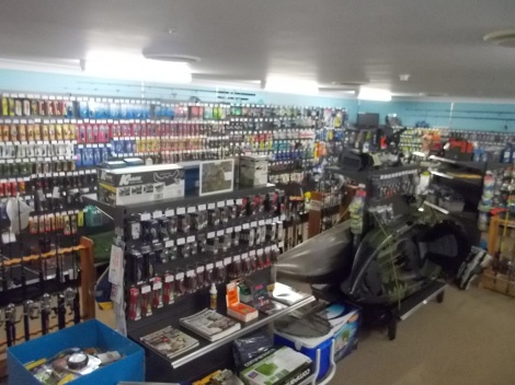 Highfields Bait and Tackle Image