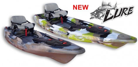 Feelfree Lure NEW at Highfields Bait and Tackle