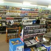 Lures Galore at Highfields Bait and Tackle
