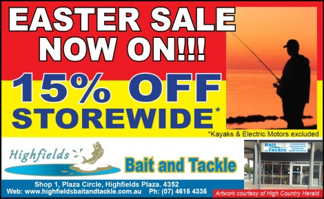Easter 2017 Sale on Now