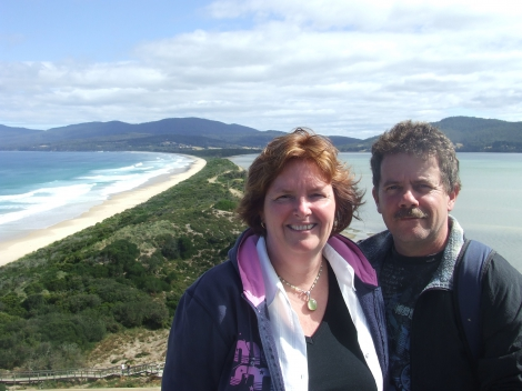 Gerard and Sue Walker - owners
