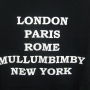 FAMOUS CITIES T-Shirt