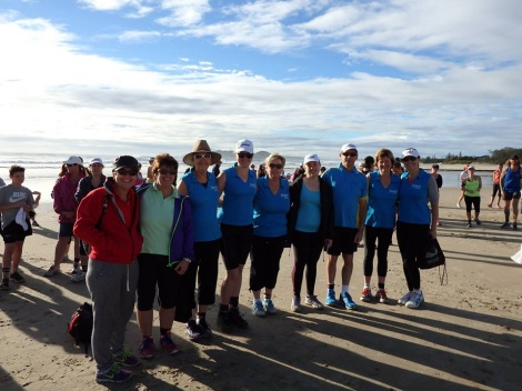 Byron to Bruns Beach Run 2014
