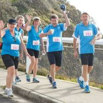 Brookfarm Byron Lighthouse Run 2014