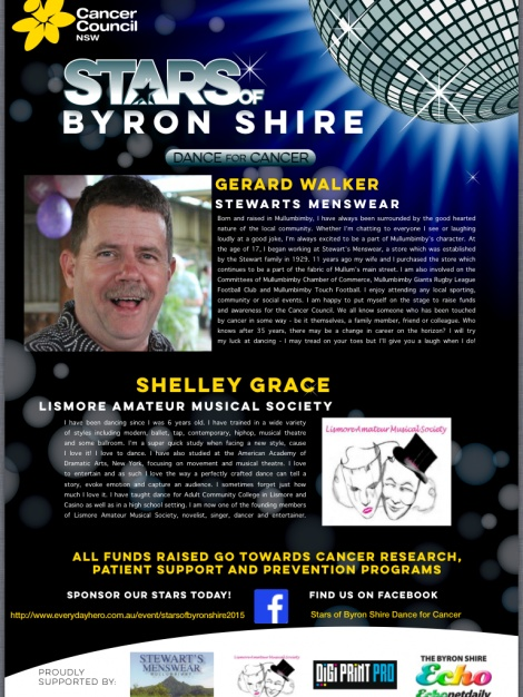 Stars of Byron 2015