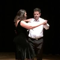 Stars of Byron Dance for Cancer