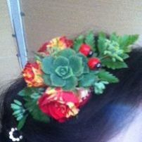 Mini Flower crown