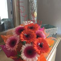 Happy Gerbera Box