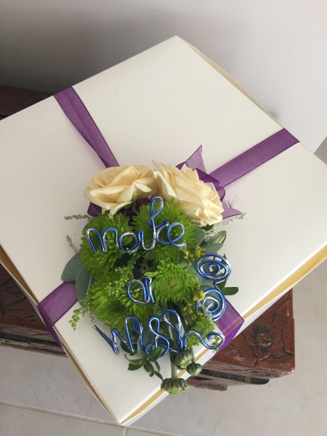 Gift wrapping complimentary