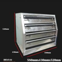Vertical Drawer Unit - With Taper