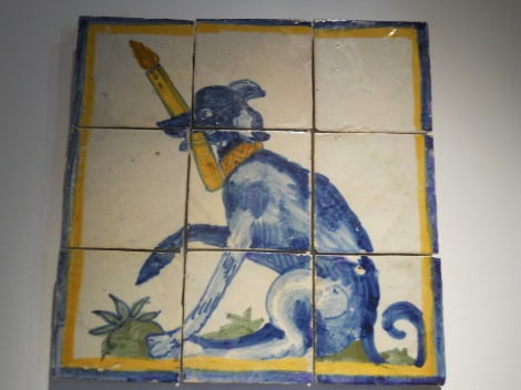Dogs were always adored in Portugal.