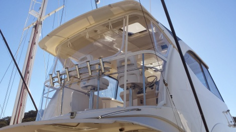 Riviera 47 Eye Brow Bimini