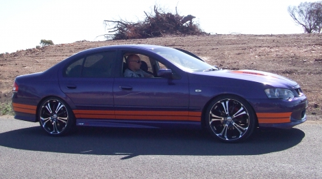 BA XR8 !! LOVED THAT CAR