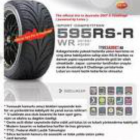 Federal 595rs Tyre