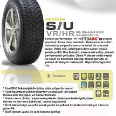 Federal Couragia S/U Tyre