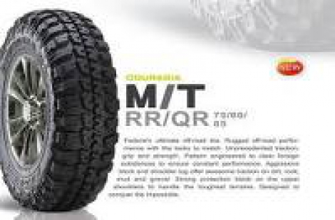 Federal Couragia M/T Mud Tyre