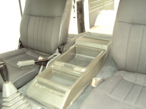 Auto - Van Interior - Custom seat re-upholstery