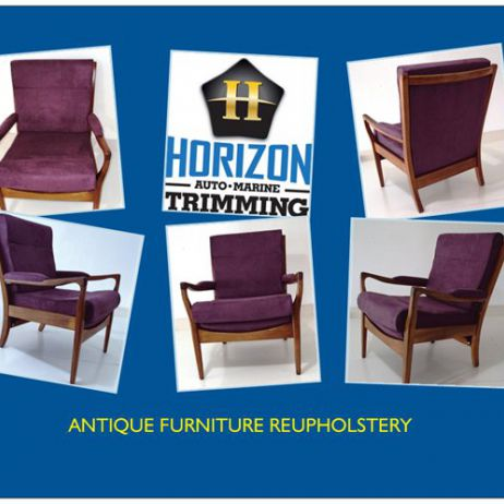 General Upholstery - Antique Furniture Re-Upholstery