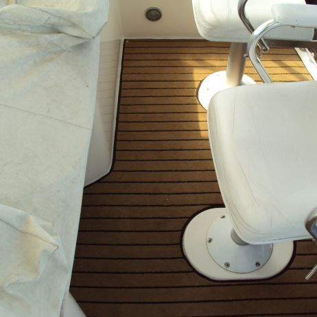 Marine Upholstery - Shaped Mats