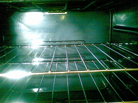 Oven After