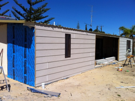 Extention - Jurien Bay