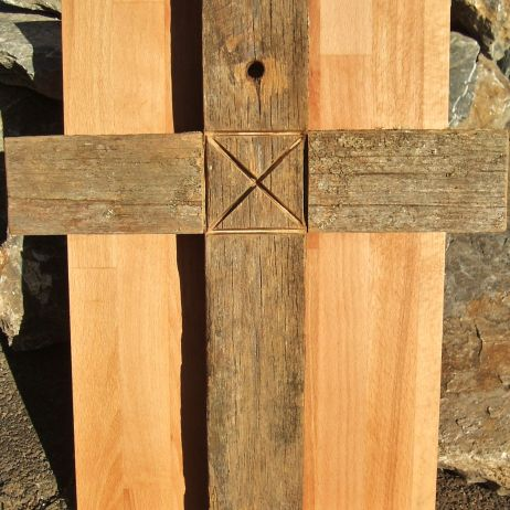 Old Rugged Cross # 1 - July