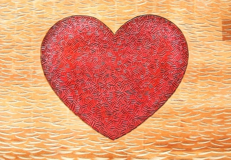 Red Heart # 2 - July 2014