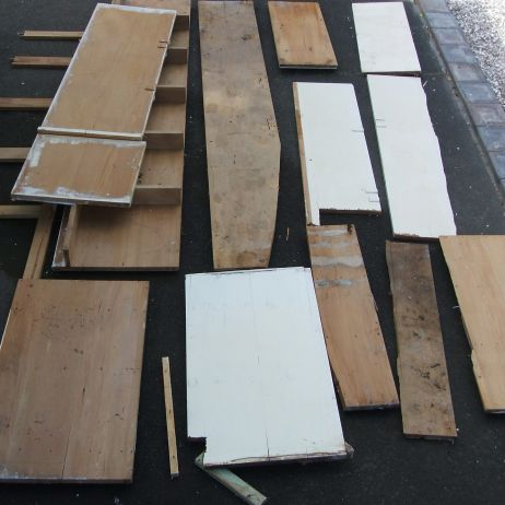 Recycled Kitchen Cabinets 2014