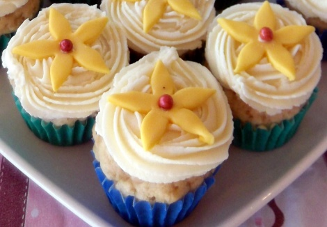 Starflower Minicupcake