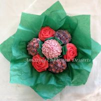 Medium size cupcake bouquet