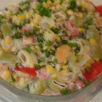Mix Vege Pasta Salad