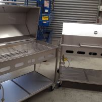 Stainless Steel Spits/Cookers