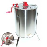 Honey Extractor - 4 Frames, Manual
