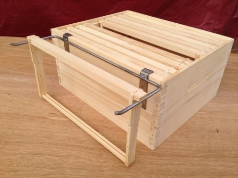 Hive Frame Holder Stainless steel.