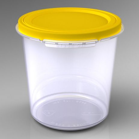 0.4 L Pail - 0.5 KG Honey, tamper proof lid