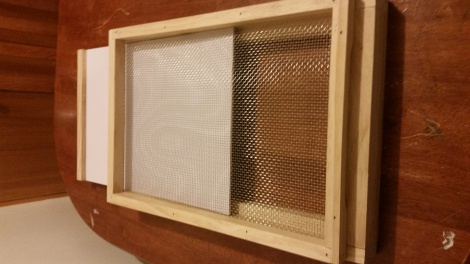 Screened Bottom Board