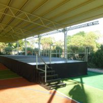 Outdoor Stage 1