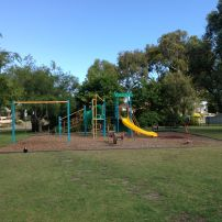 Lakeside Getaway Picnic reserve with playground/tables/shower/toilet facilities