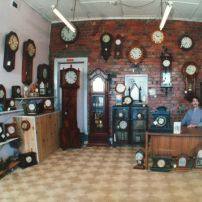 The Clockworks my shop in the 80's and 90's