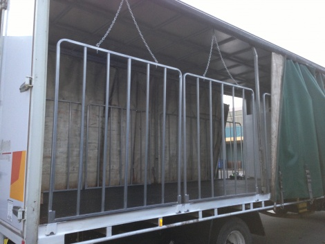 New gates custom made and fitted to your truck or trailer