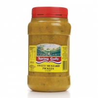 Pickles Sweet Mustard