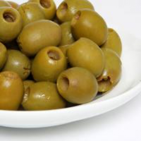 Olives Pitted Green
