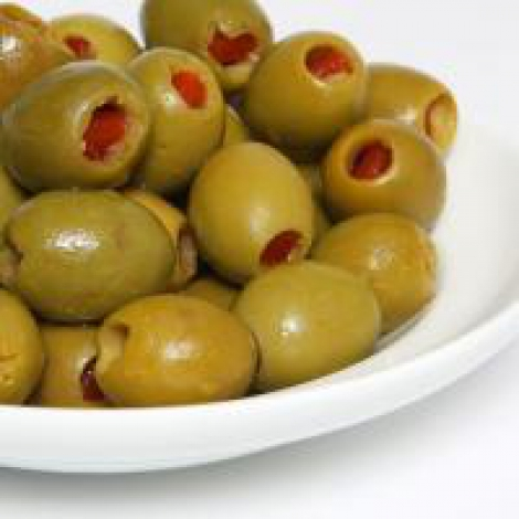 Olives Stuffed Green