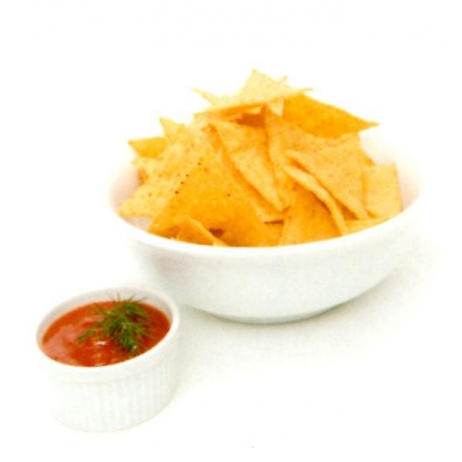 Corn Chips Triangle