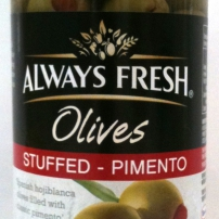 Green Olives Stuffed