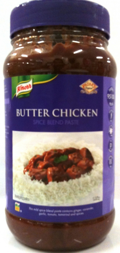 Butter Chicken Spices Paste
