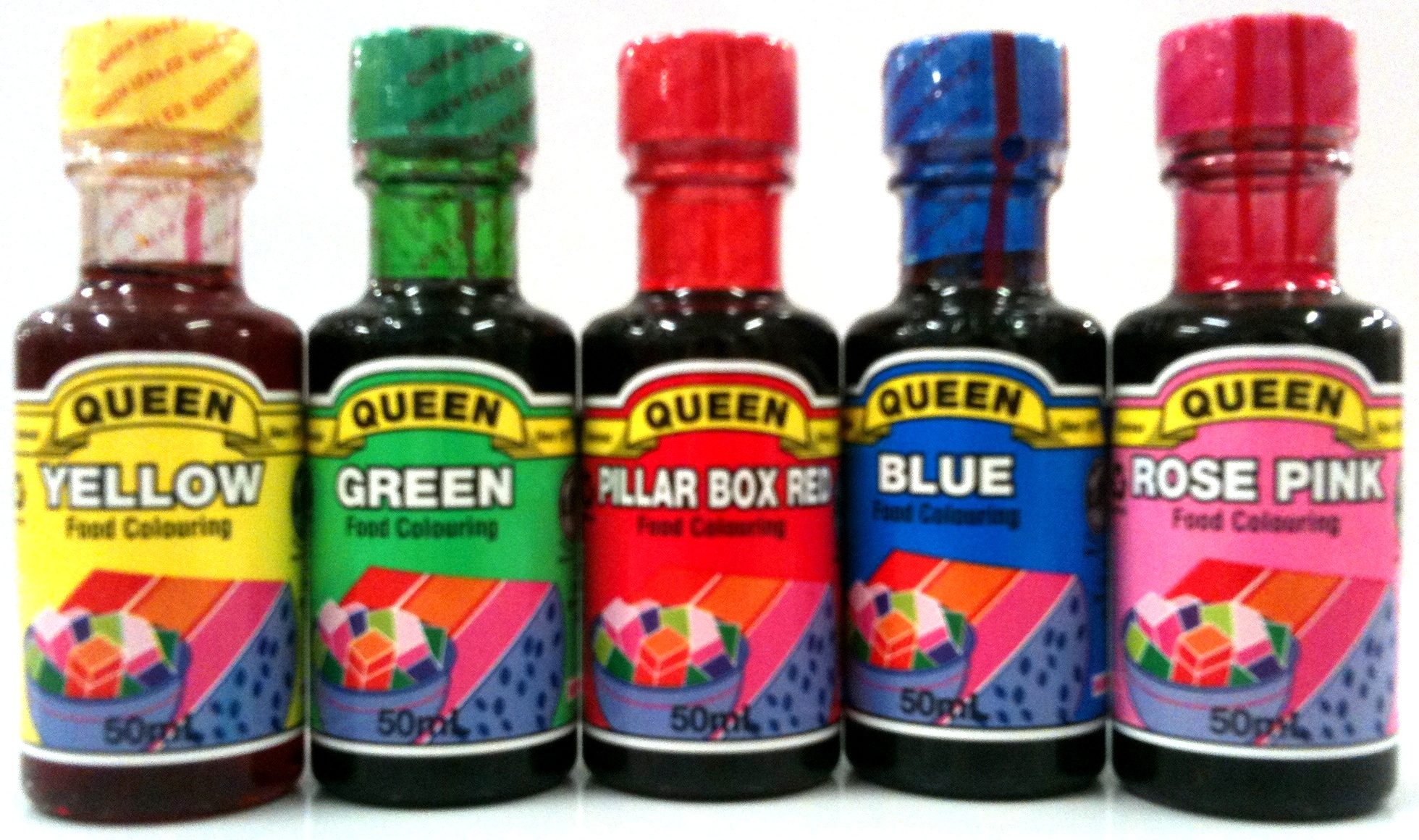 Food Colouring Queen brand - Port Lincoln Food Warehouse